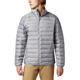 Columbia Lake 22 Chaqueta de Plumas Hombre, columbia grey heather
